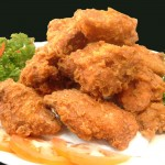 Chicken with Salt & Pepper