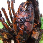 Crab with Black Pepper