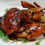 Stir-Fried Crab with XO Sauce