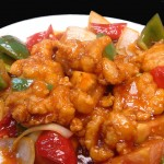 Sweet & Sour Sliced Fish